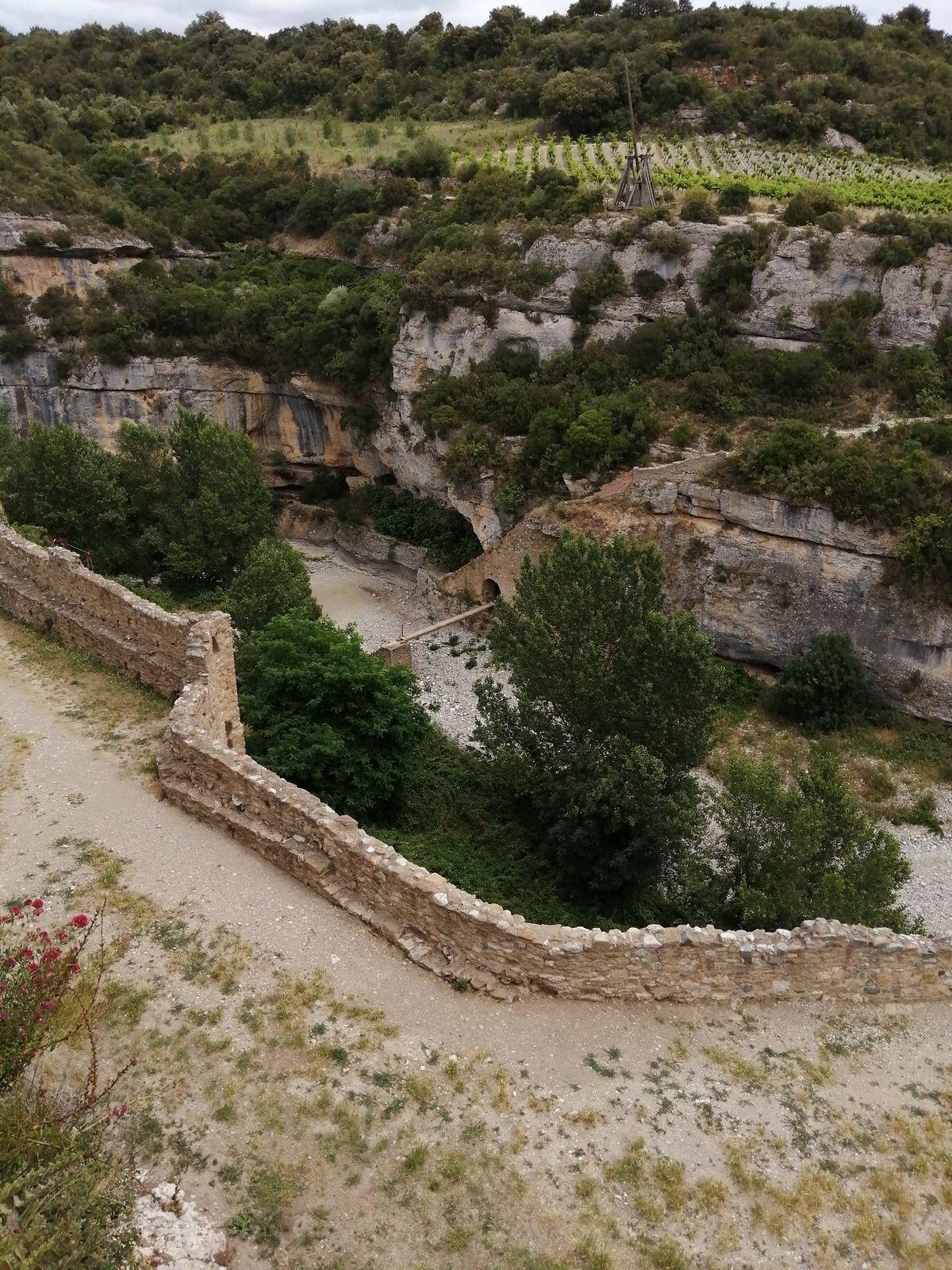 Minerve Cité Cathare