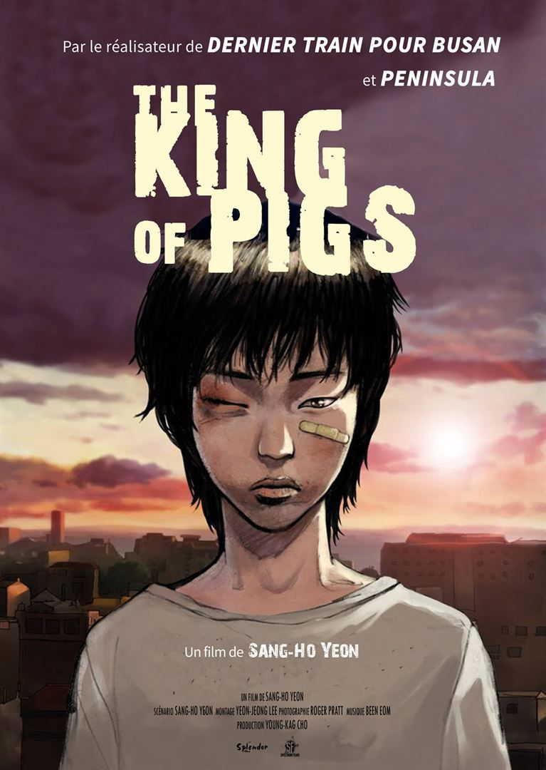 The king of pigs (BANDE-ANNONCE) de Sang-Ho Yeon - Le 4 novembre 2020 au cinéma