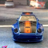 PORSCHE 993 GT2 HOT WHEELS 1/64 - car-collector.net