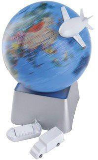 Objets publicitaires pour le bureau : Ecriture - décoration - globe terrestre