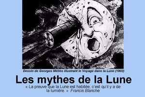 Les mythes de la Lune