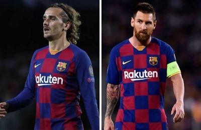"""""""L'attitude de Lionel Messi envers Griezmann est déplorable"""" - L'ancien agent de Griezmann fait exploser la superstar de Barcelone"""