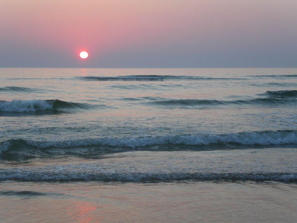 Album - couchers de soleil
