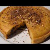 Gâteau aux carrés de chocolat cookeo