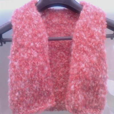GILET TAILLE 2 ANS