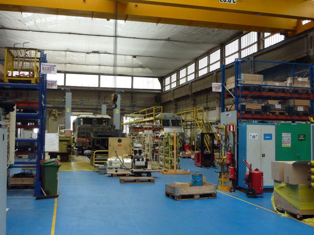 Album - Technicentre industriel-d'Oullins