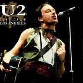 U2 -Joshua Tree Tour -18/04/1987 -Los Angeles -USA - Sports Arena #2 - U2 BLOG