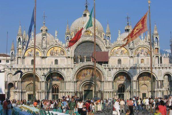 Voyage à Venise.