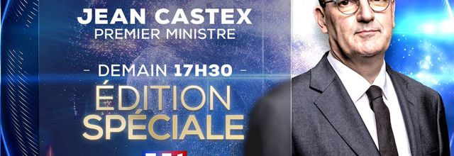 La conférence de presse du Premier Ministre Jean Castex ce jeudi dès 17h30 sur TF1