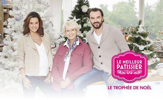 Le Meilleur pâtissier fête Noël, le mercredi 9 décembre sur M6
