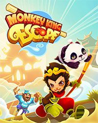 Monkey King Escape, inspiré de la légende chinoise du Roi Singe, débarque sur mobiles !