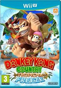 Jeux video: Donkey Kong Country : Tropical Freeze sur Wii u !