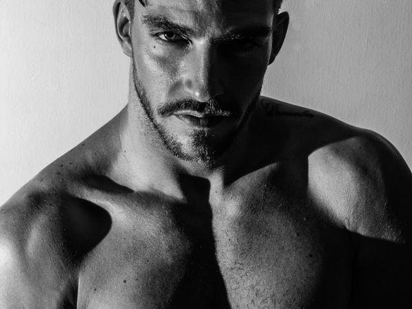 Daniel Sisniega by Damian Garcia