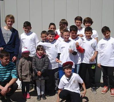 Championnat jeunes triplette 4 Mai à Lézignan