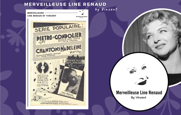 PARTITIONS: Pietro le Gondolier et Chantons Madeleine (Belgique)
