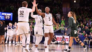 March Madness : Arike Ogunbowale et Notre-Dame en promenade face à Michigan State