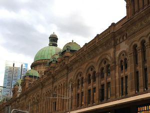 Queen Victoria Building, magnifique immeuble victorien