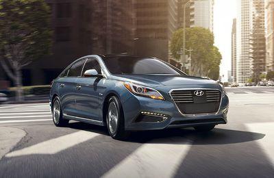 Nouvelle Hyundai Sonata hybride arrive sur le marché coréen!