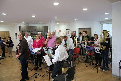 Concert de la Classe d'Orchestre de l'Ecole de Musique Municipale à Bad Honnef