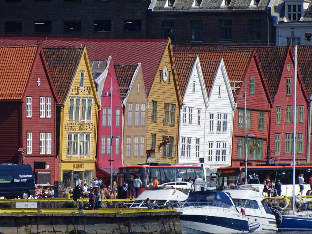 Norvège... 4ème jour