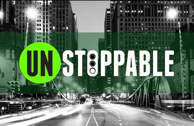 Run your race, you are UNSTOPPABLE