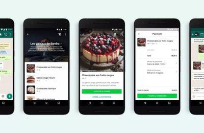 E-commerce : Whatsapp passe un nouveau cap en proposant les achats directement dans une conversation