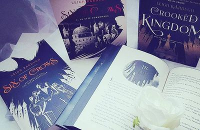 Six of crows, tome 2 : la cité corrompue - Leigh Bardugo