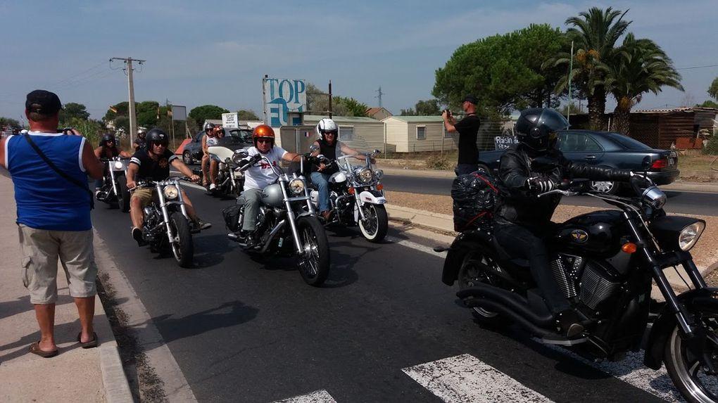 28th Brescoudos Bike Week septembre 2016