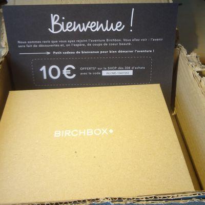 3 Mois de Box beauté