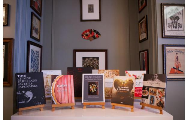 Le prix Champagne Collet du Livre de Chef valorise la cuisine française
