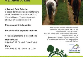 Rando à La Couarde (79) dimanche 13 avril 2014