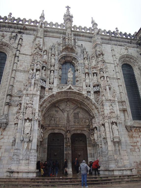 Lisbonne Janvier 2016