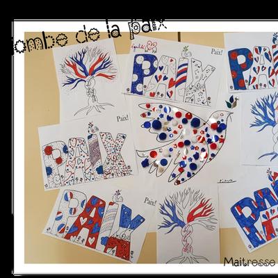 Arts visuels : La colombe de la paix de Picasso