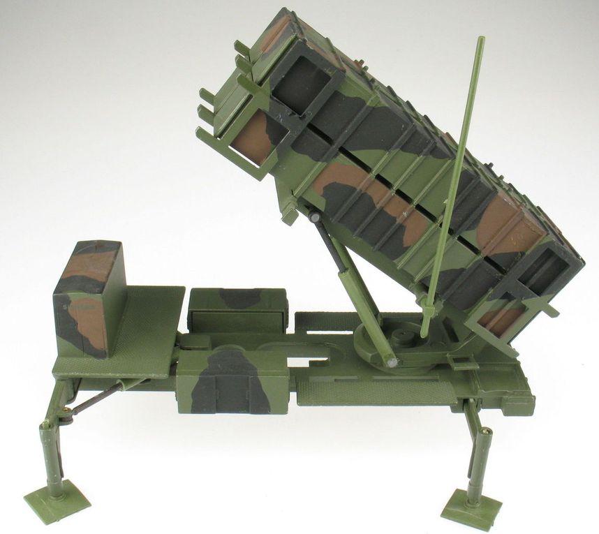 Diaporama 2 : lance-missile Patriot... (7 photos)