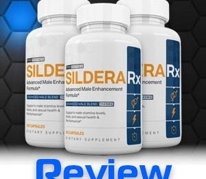 SilderaRX Male Enhancement: Reviews, Side Effects And Where To Buy