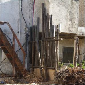 Village en Grèce, 2014. Illustration ITeM info. DR
