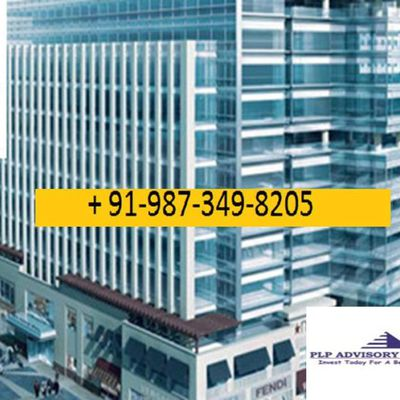 9873498205:Pre Leased Property for sale in Plam Spring Plaza Gurgaon