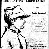 ★ L'ÉDUCATION LIBERTAIRE - Socialisme libertaire