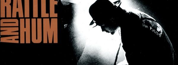 U2- RATTLE AND HUM