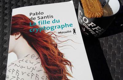 La fille du cryptographe - Pablo de SANTIS