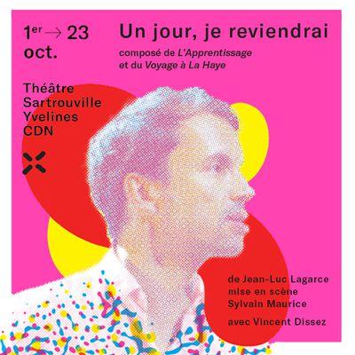 UN JOUR, JE REVIENDRAI au théâtre de Sartrouville