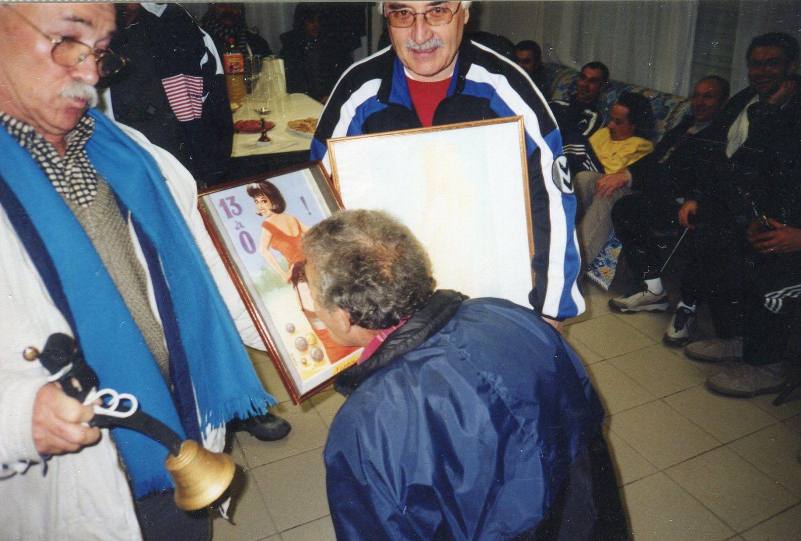 « Mon Billet du Samedi » 2020.12.05 Année 2002-2003