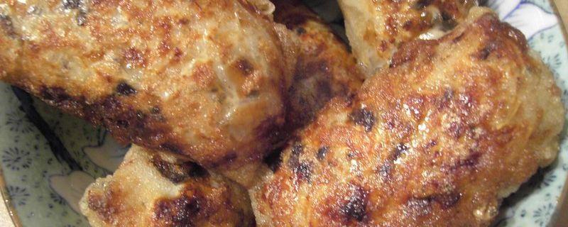 Nems au Poulet et Sauce pour Nems maison