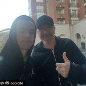 The Edge avec un fan à Dublin 05/03/2016 - U2 BLOG