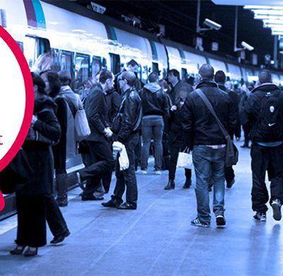 Grève SNCF et RATP : calendrier complet et dates des perturbations (Grève en JUIN 2018  En juin, les épreuves du Bac seront perturbées par 5 des 12 jours de grève dans le mois. Les déplacements vers les centres d'examen devront être anticipés à partir du lundi 18 juin, avec la première épreuve de Philosophie à 8 heures du matin. Il en sera de même pour les épreuves du Brevet.)