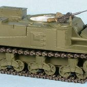 m33 us heavy artillery tractor