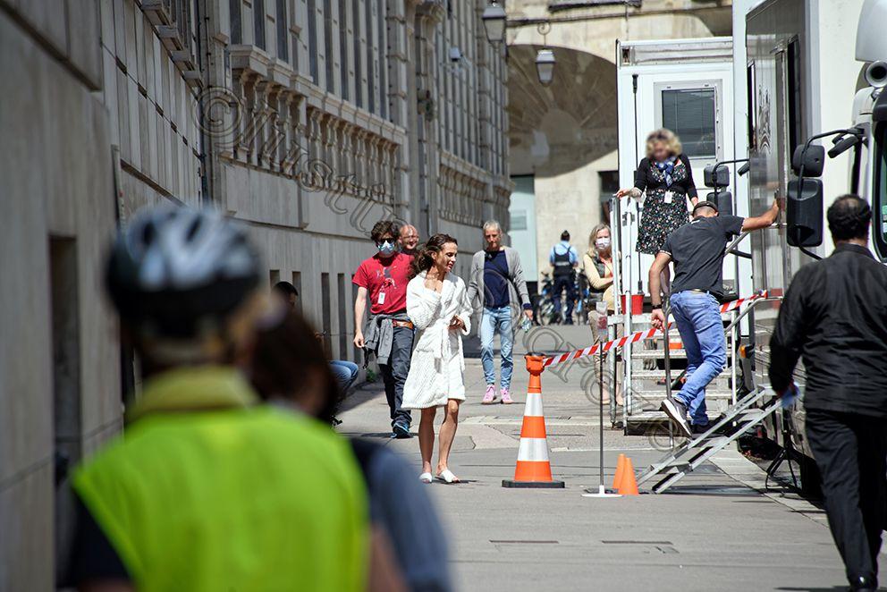 Alicia Vikander avant de tourner, Michael Fassbender et bébé !