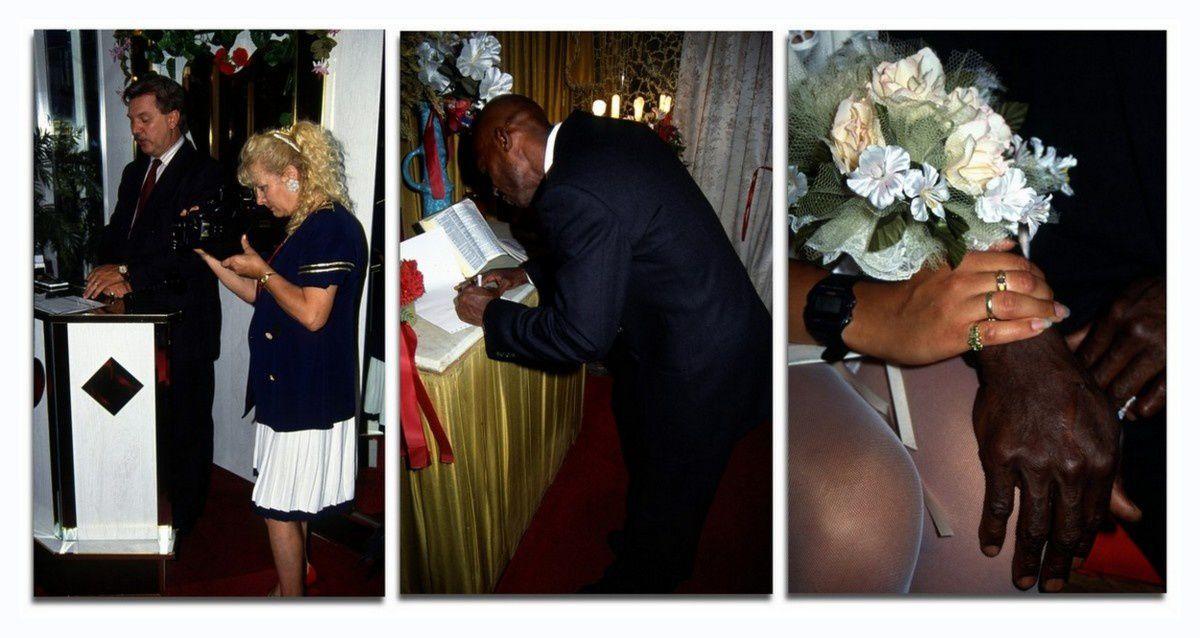 Mariage à LAS VEGAS...