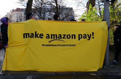 Black Friday : Amazon s'enrichit… surtout avec vos données