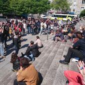 Brest. 200 personnes qui ne veulent ni de Macron ni de Le Pen